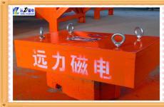 永磁除铁器生产现场