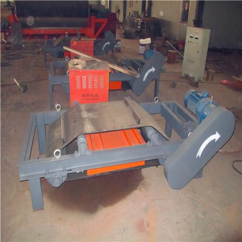 RCYD永磁自卸式除铁器