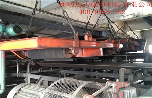悬挂式电磁除铁器隔爆型