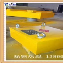 悬挂式永磁除铁器的工作原理
