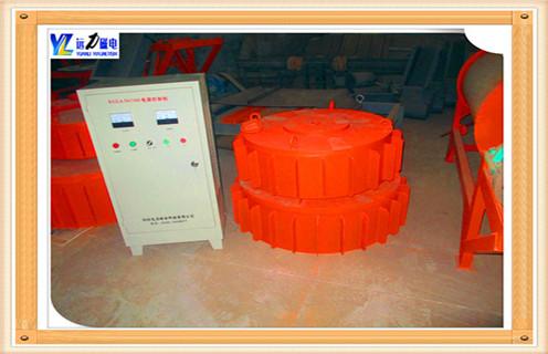 PDC-6盘式电磁除铁器技术参数