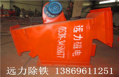 管道除铁器的工作流程
