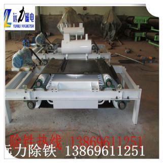 潍坊高效油冷自卸式电磁除铁器厂家
