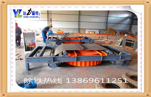 上海电磁自卸除铁器
