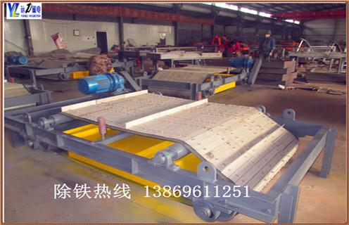 自动除铁器 建筑垃圾自卸式永磁除铁器 供应皮带自动除铁器
