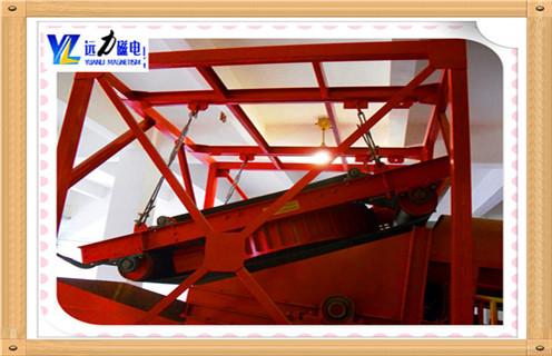 1.干式自卸式电磁除铁器的其余型号定制:    各型号都有高于国标的特强型T1.T2.T3产品设计,额定吊高处磁场强度分别为90mT.120mT.150mT    2.干式自卸电磁除铁器的售前服务:    为您提供项目设计.工艺流程设计,适合您的机器设备选购方案的制定,根据您的特殊需求,设计制造产品,为您培训技术操作    3.干式电磁自卸除铁器的售中服务:    陪您一起完成对设备的验收,协助拟订施工方案和详细流程.    4.干式自卸电磁除铁器的售后服务:    公司派技术人员到现场免费指导设备安装.调试现场及培训操作人员    5.干式自卸电磁除铁器的产品质量:    易损件除外 一年内质量保证