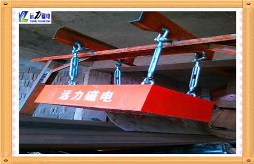 滚筒式强磁除铁器,吸铁器的分类及现状