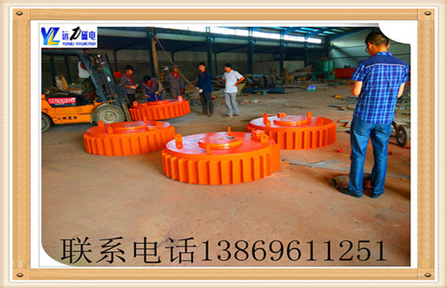 干式电磁除铁器供应
