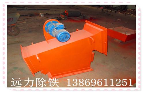 小型管道永磁除铁器