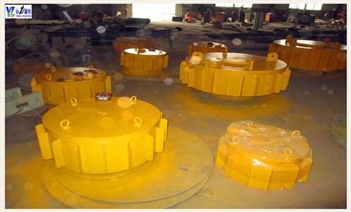 干式自卸式电磁除铁器高效节能发展逐渐占据主流