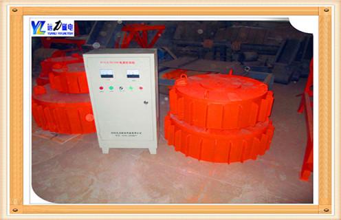 电磁除铁器 自动铝线圈电厂除铁 供应电磁自卸式除铁器