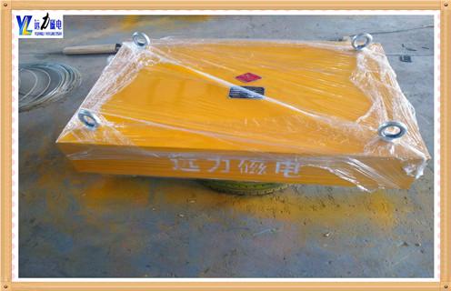 输送带专用悬挂式强磁除铁器皮带永磁铁吸铁器rcyb-8除铁器,建筑材料行业中有多种抛光砖,特别是环保型建筑材料行业.卫生洁具瓷砖.每日瓷古董砖表面质量或多或少存在颜料和有色金属杂质在加工和除铁和铁磁杂质的过程中是解决多年过度开发的陶瓷原料问题的重要途径.   优质原料材料逐渐枯竭,对于产品表面质量要求越来越高,形成强烈的对比,迫切使建材企业加大投入,解决原料除铁问题,但从铁投入的另一个角度来看表面质量的提高效果巧妙.企业提高铁效果,效果越大越好,应以原材料为基础.科学合理的投入,从而实现乘数效应.