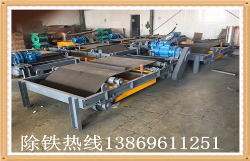 生产RCYD(C)-12永磁自卸式除铁器带式除铁器强磁石料建材吸