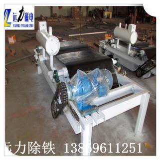 油冷自卸式 强迫油循环带式电磁除铁器的大气风范