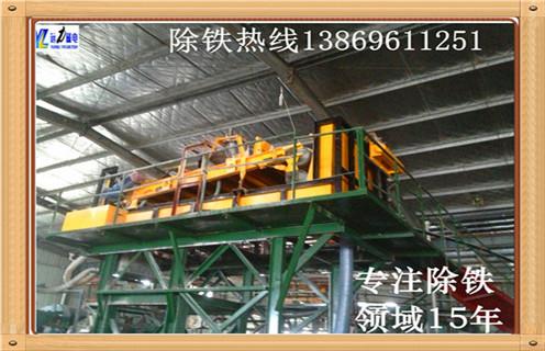 贵州自卸式永磁除铁器