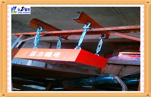 悬挂式强磁永磁除铁器 吸铁
