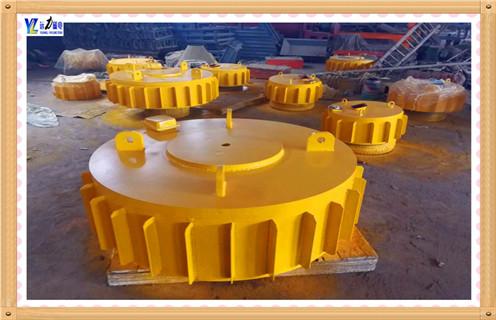 山西圆盘式电磁除铁器的五大技术特点