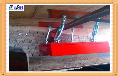 浙江悬挂式永磁除铁器吸附能力与选型的关系