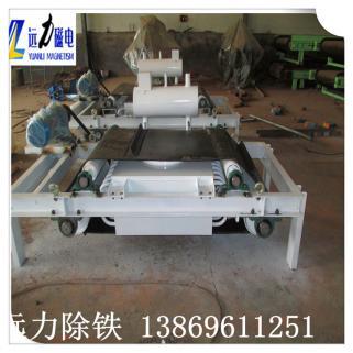 远力油冷自卸式电磁除铁器的定期维护与保养步骤