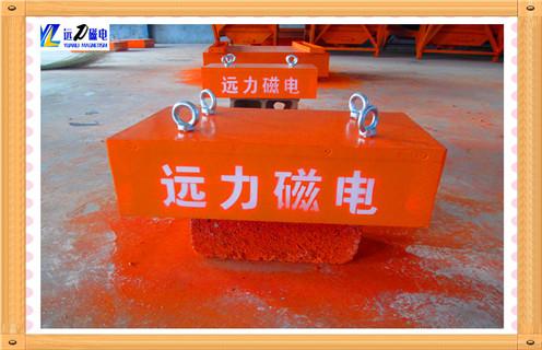 耐火材料厂除铁器的性能特点