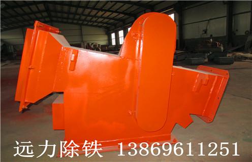 rcgz-10管道式永磁除铁器原理