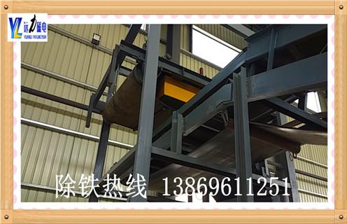 永磁自卸式除铁器的电机保养