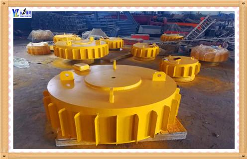 电磁除铁器磁力大小与线圈数的实验过程