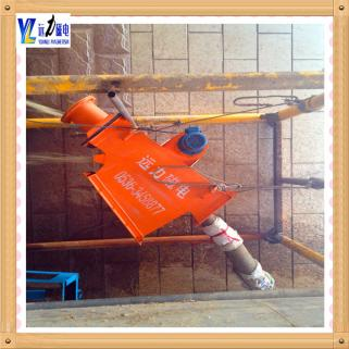 管道式永磁自动除铁器的除铁方案