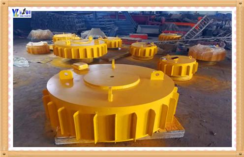 电磁除铁器 RCDB-6化工厂电磁除铁器 电厂砖厂石料厂